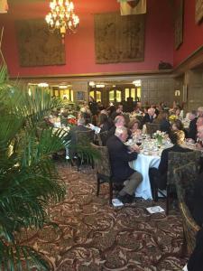 2015 IU Maurer School of Law Academy of Law Alumni Fellows dinner